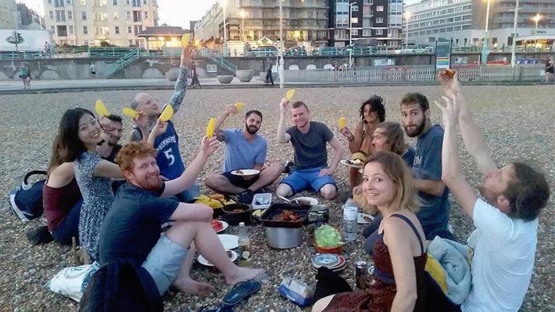 Baggies Backpackers Brighton best hostels in Brighton