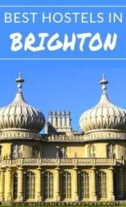 Best Hostels in Brighton PIN