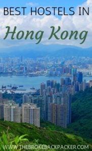 Best Hostels in Hong Kong PIN