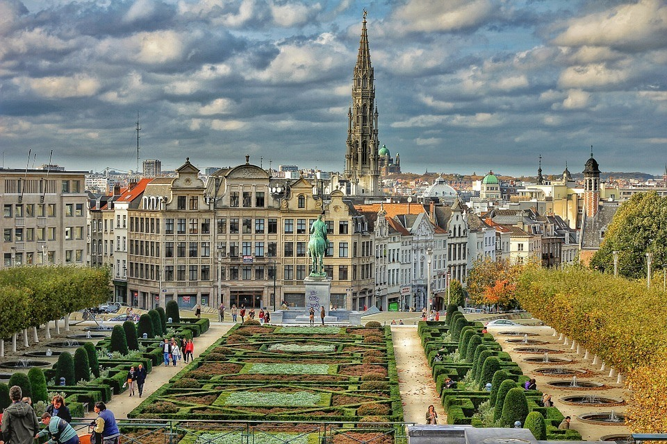 Best Hostels in Brussels