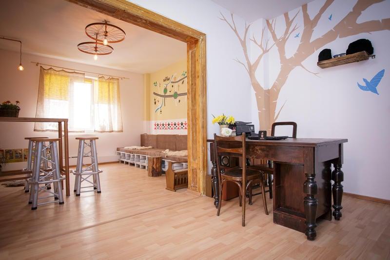 Bucurs Shelter in Bucharest Best Hostels in Bucharest