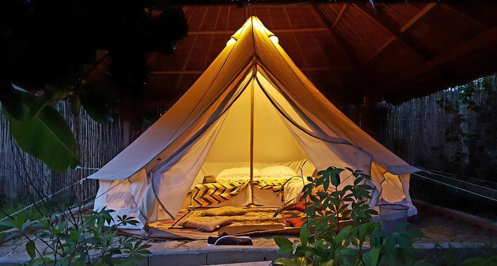 Cabanas de Nacpan Resort best hotel in El Nido