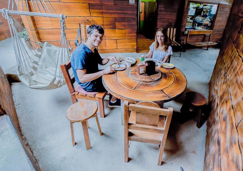 Cabinas El Pueblo best hostels in Costa Rica