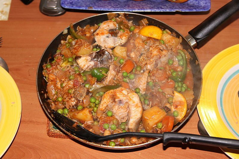 Caldeirada Stew portuguese food