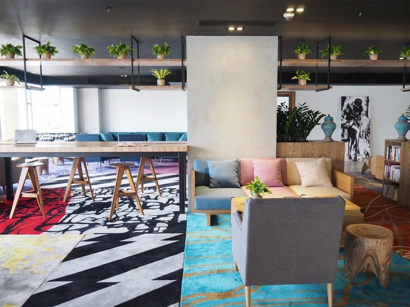 Campus Hong Kong best hostels in Hongkong