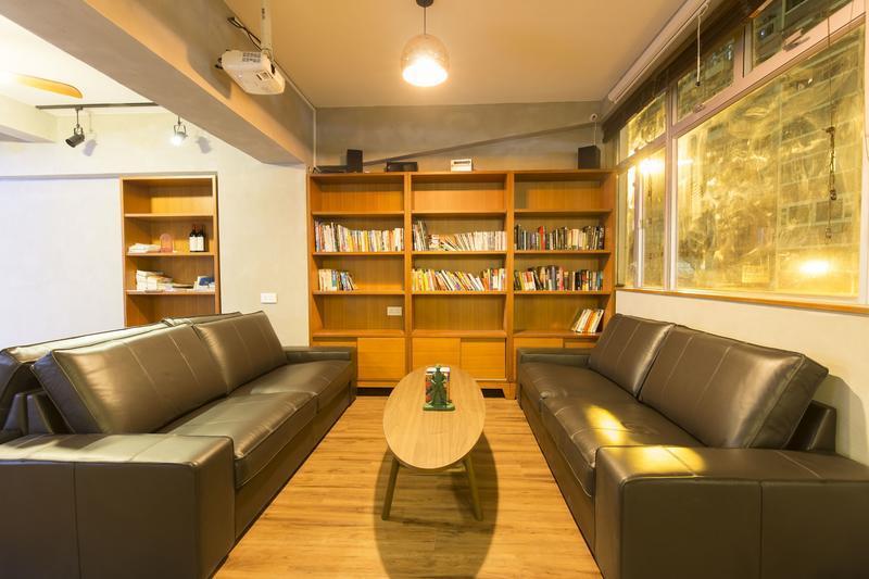 Check Inn HK best hostels in Hongkong