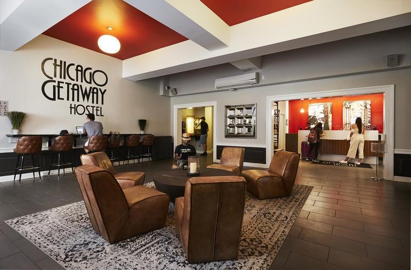 Chicago Getaway Hostel best hostels in Chicago
