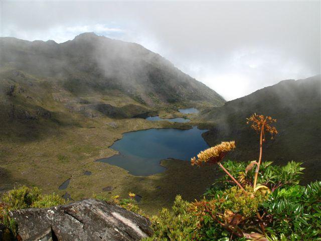 hiking Mount Chirripó