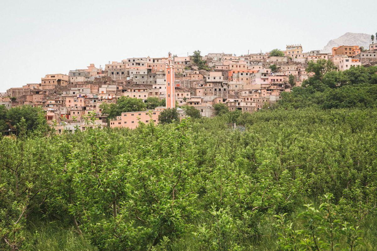 day hikes around Imlil Morocco