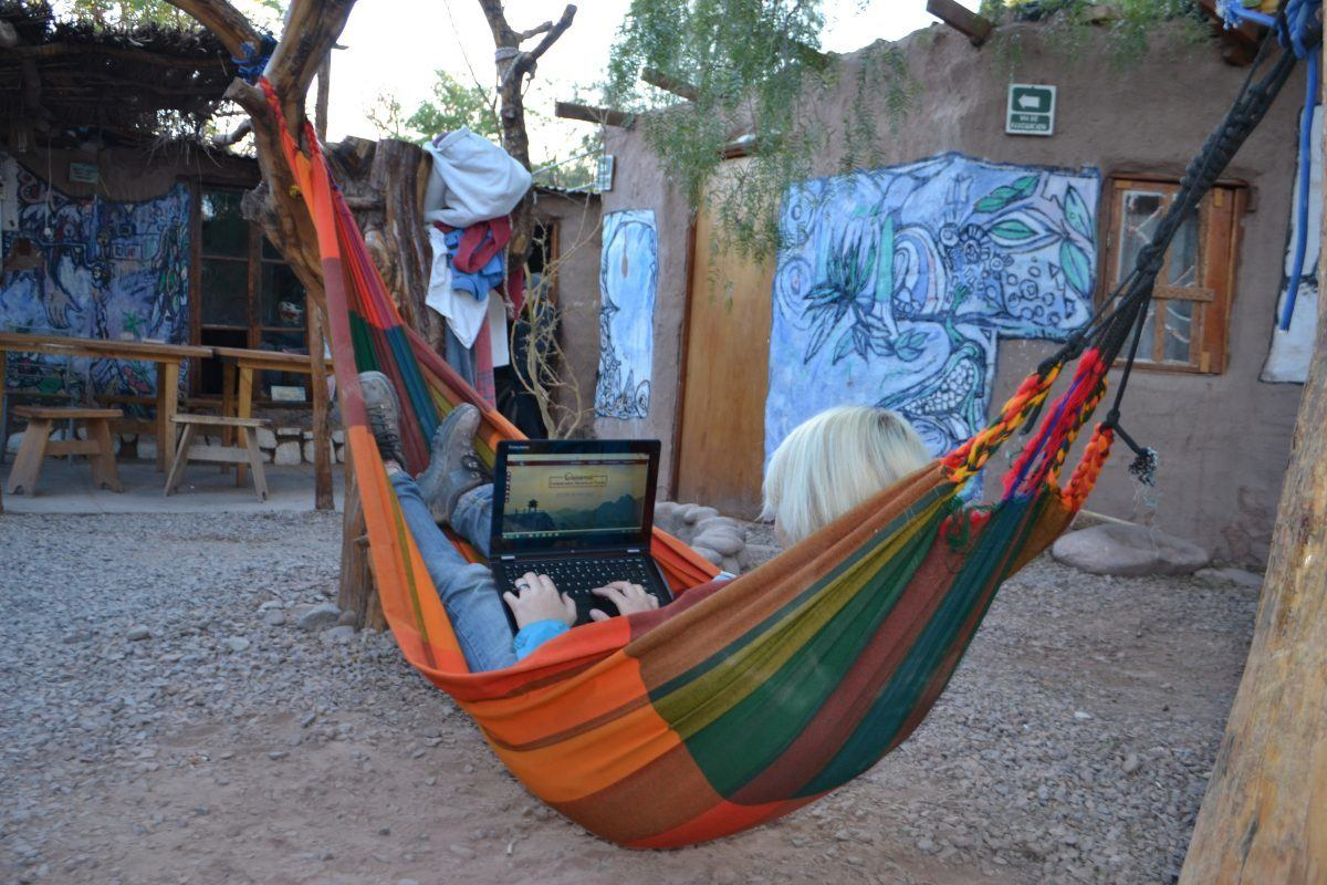 backpacking Chile hostels