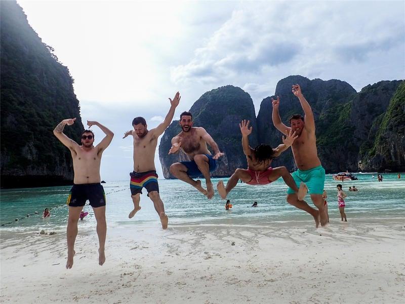 Dormsin best hostels in Koh Phi Phi