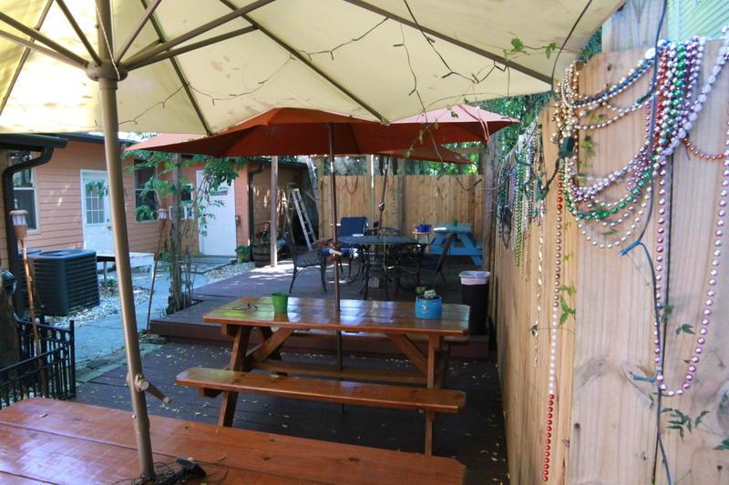 Garden District House best hostels in New Orleans