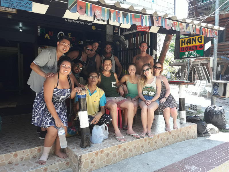 Hangover Hostel best hostels in Koh Phi Phi