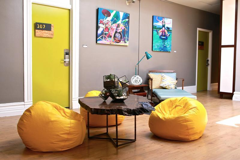 Hi San Diego – Downtown best hostels in San Diego