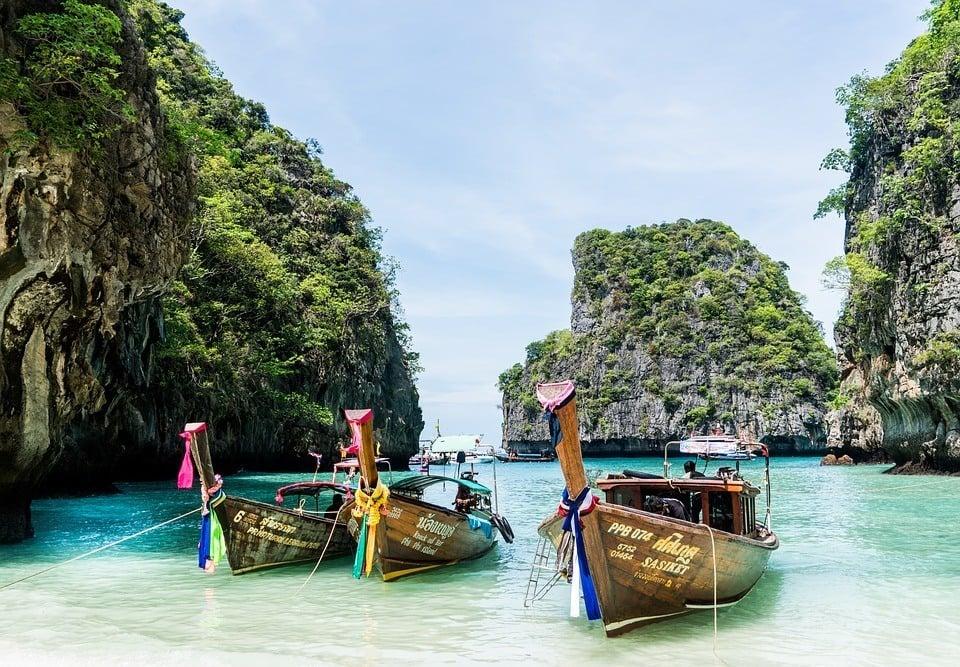 Best Hostels in Koh Phi Phi