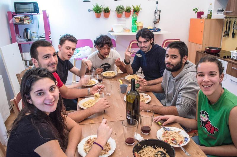 Little Bucharest Bar and Hostel Best Hostels in Bucharest