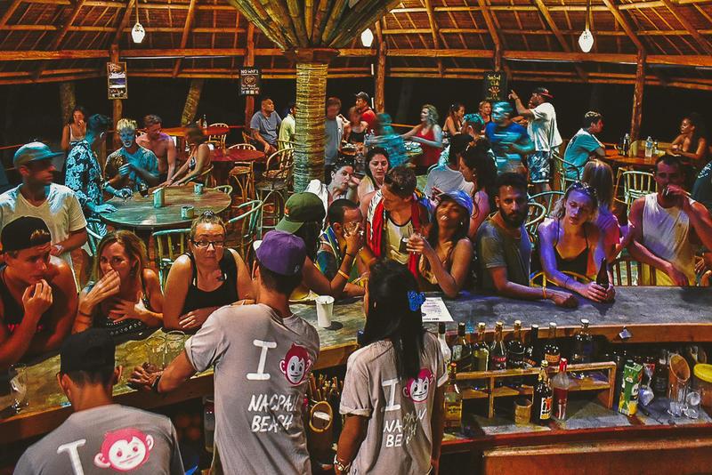 Mad Monkey Nacpan Beach best hostels in El Nido