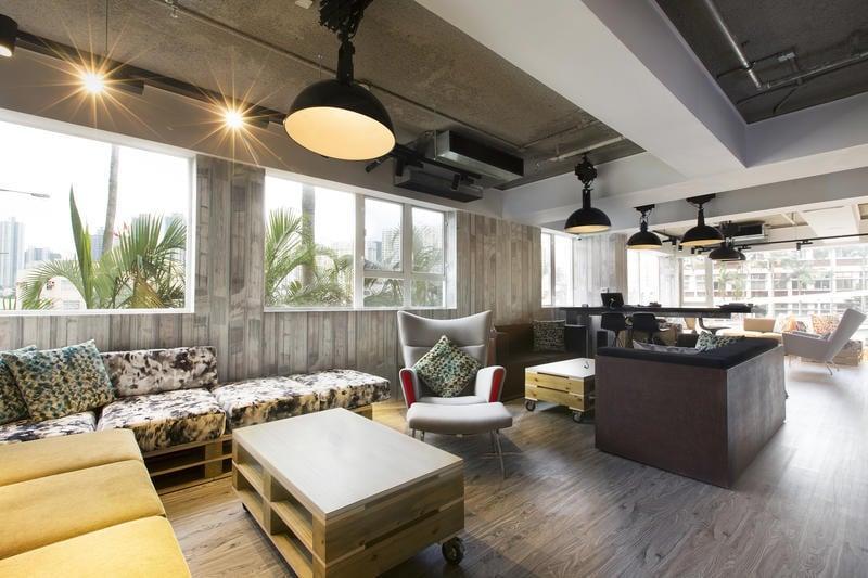 Mojo Nomad best hostels in Hongkong