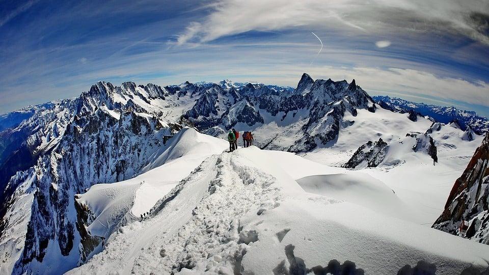 mont blanc trek