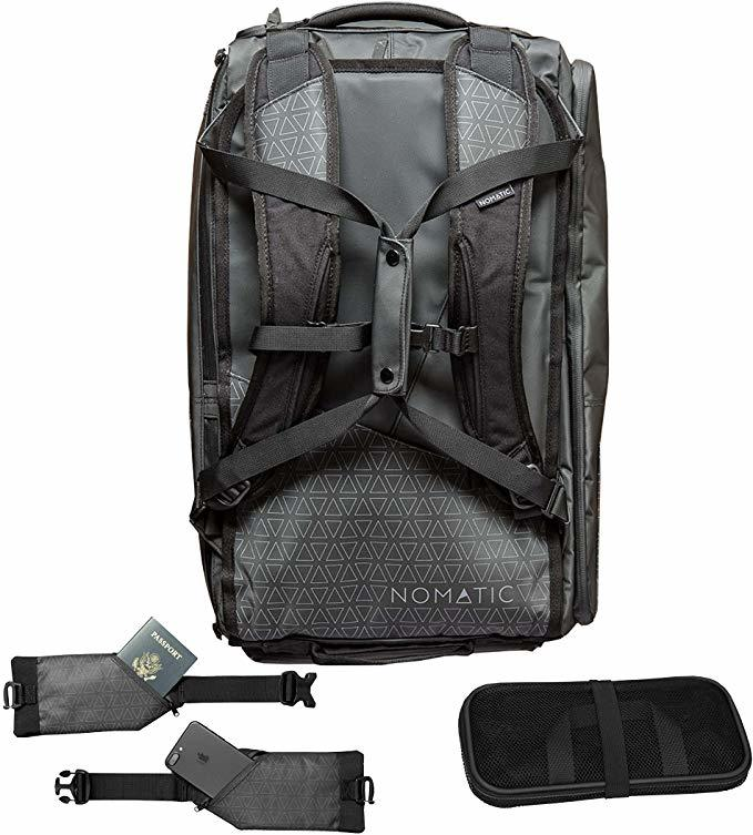 Nomatic Travel Bag Overall Best Laptop Backpack for Travel