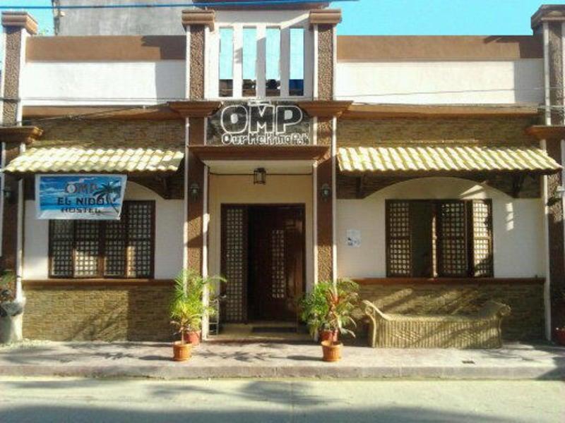 Our Melting Pot best hostels in El Nido