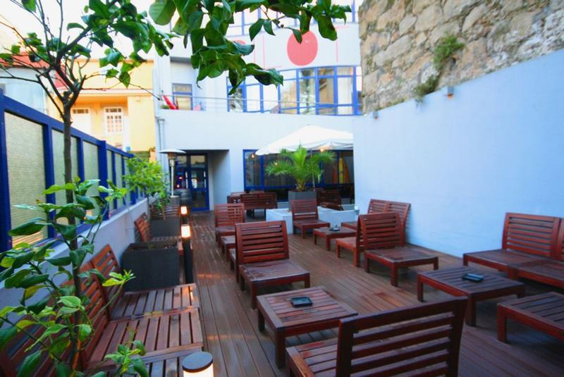 Pilot Design Hostel & Bar best hostels in Porto