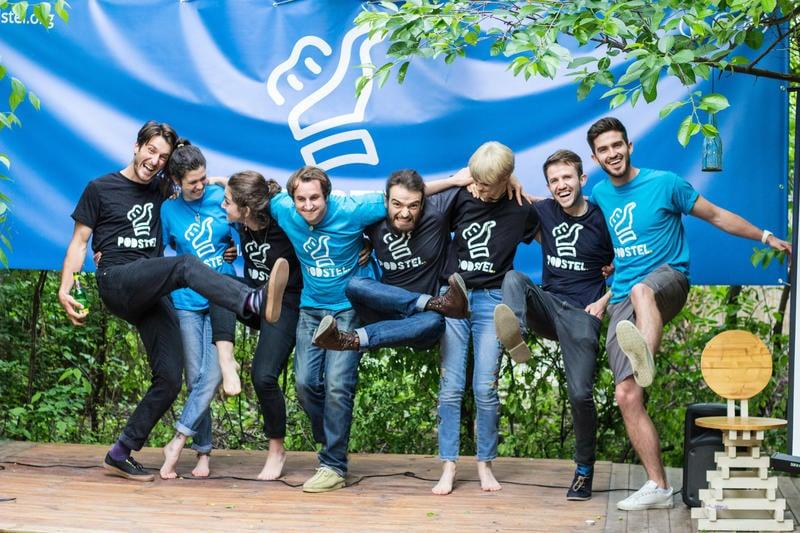 Podstel Bucharest Best Hostel for Solo Traveller in Bucharest