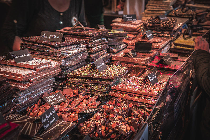 Salon du Chocolate Paris