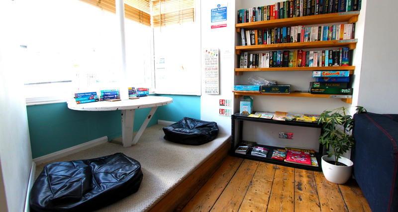 Seadragon Backpackers best hostels in Brighton