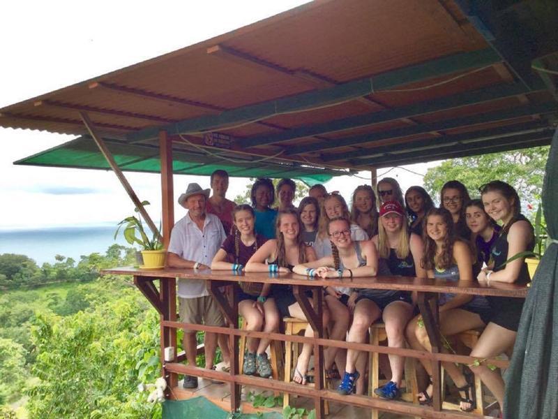 Selina Manuel Antonio best hostels in Costa Rica