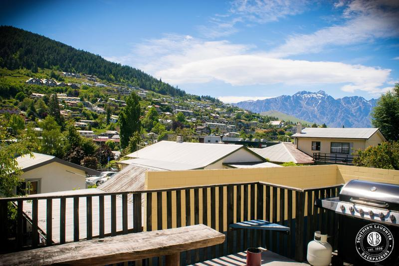 Southern Laughter Backpackers best hostels in Queenstown