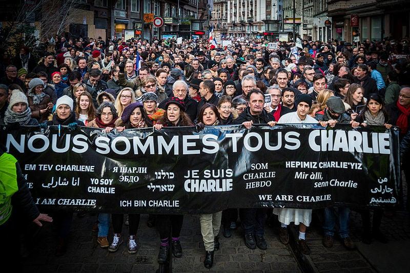 Charlie Hebdo France