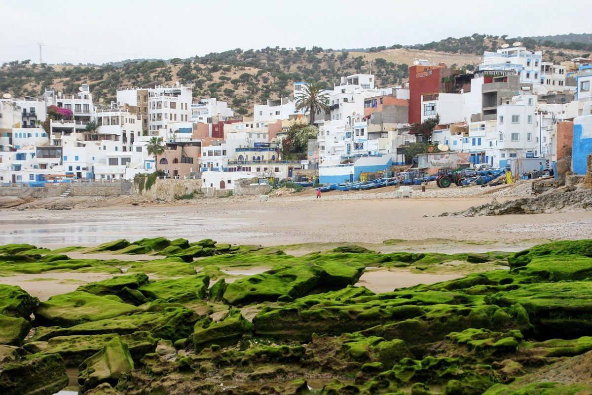 best surf in morocco is in Taghazout