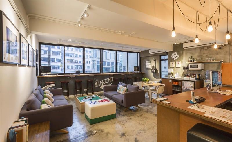 The Mahjong best hostels in Hongkong