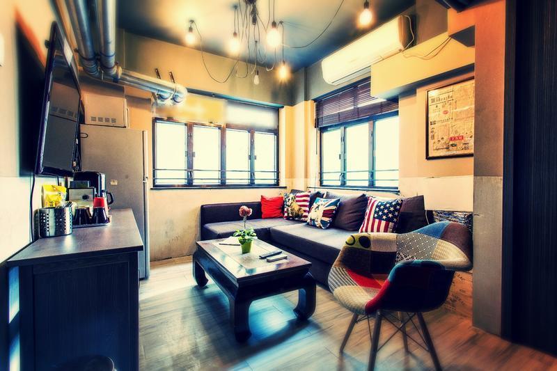 Urban Pack best hostels in Hongkong