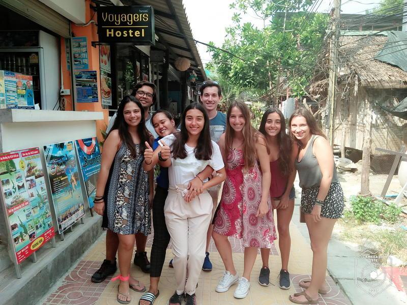 Voyagers Hostel best hostels in Koh Phi Phi