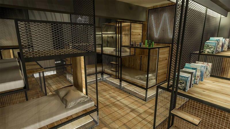 Wontonmeen best hostels in Hongkong