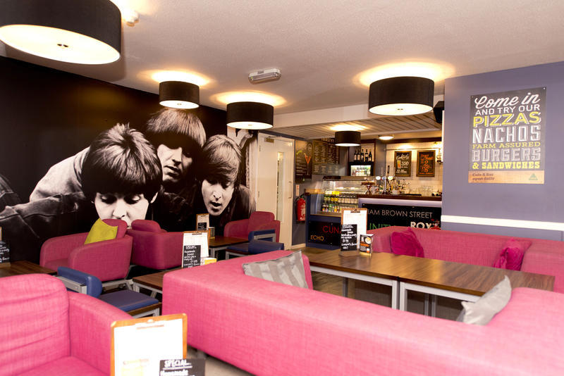 YHA Liverpool best hostels in Liverpool