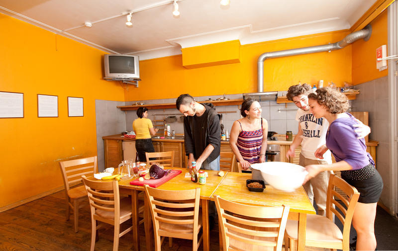 Youth Hostel Van Gogh (CHAB) best hostels in Brussels