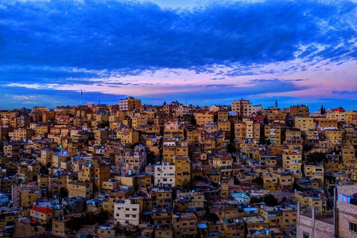Amman, a definite place to visit while backpacking in Jordan