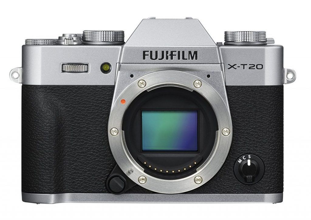 Best travel camera for backpackers - Fujifilm XT-20