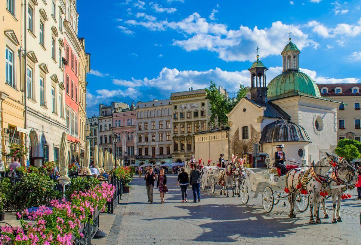 Best Hostels in Krakow