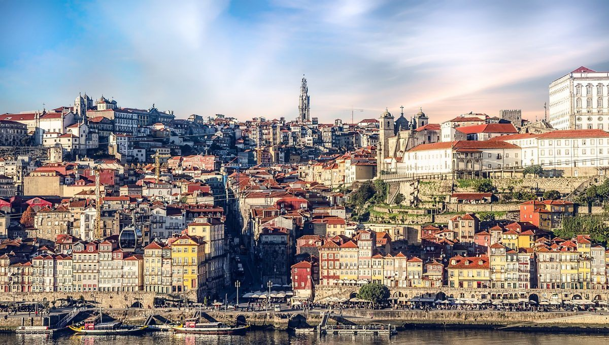 porto downtown vista