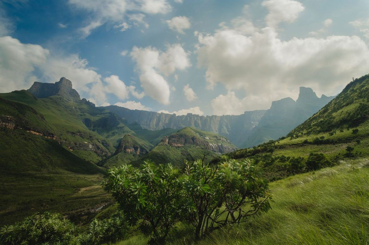 volunteering in the drakensberg of south africa