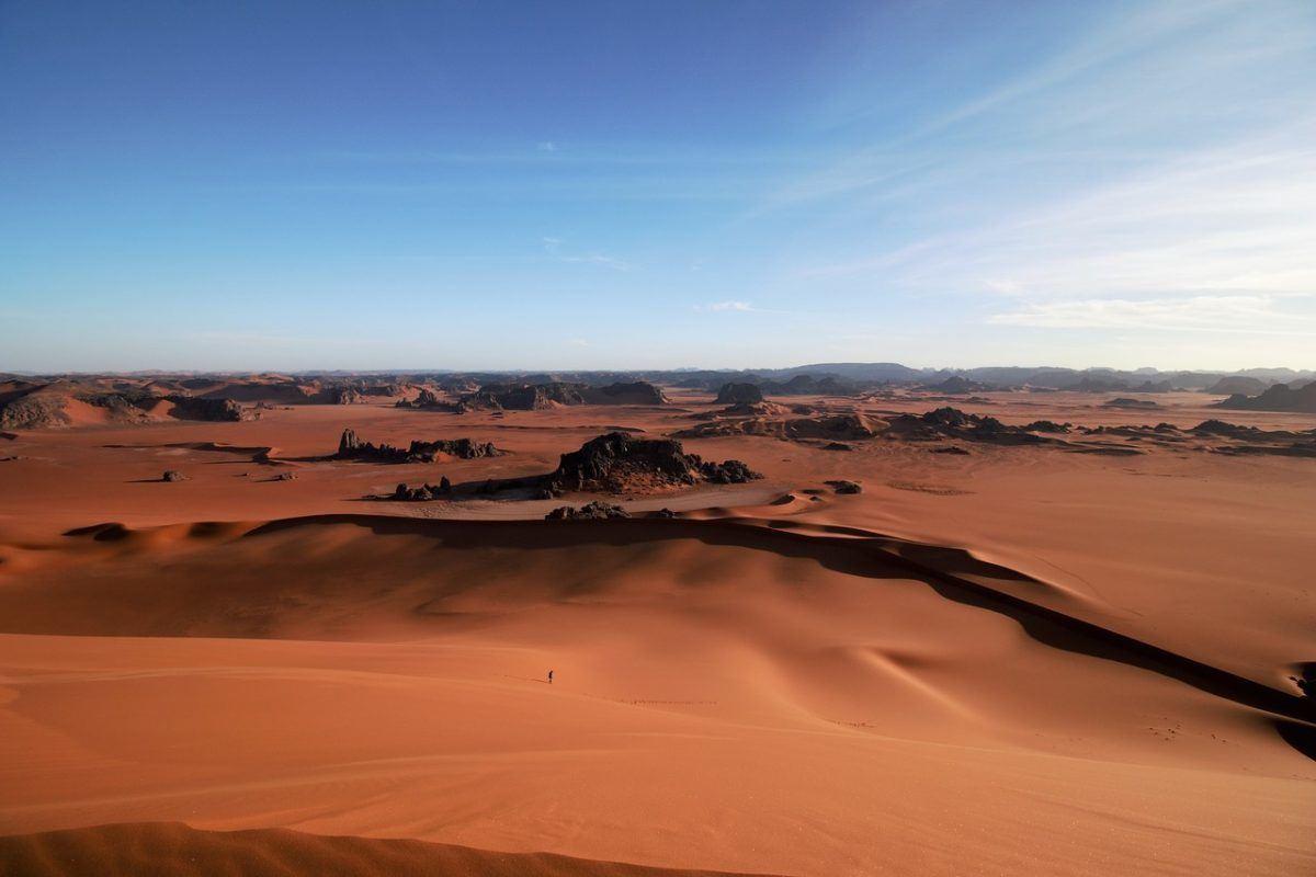 visit sahara desert on morocco trip