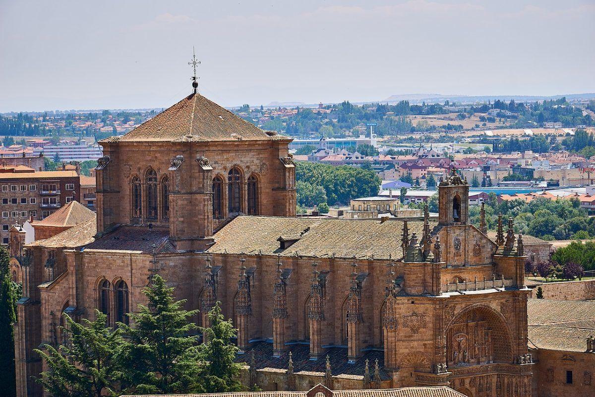 Backpacking Spain