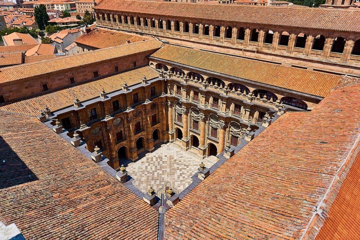 best places to study spanish slamanca spain