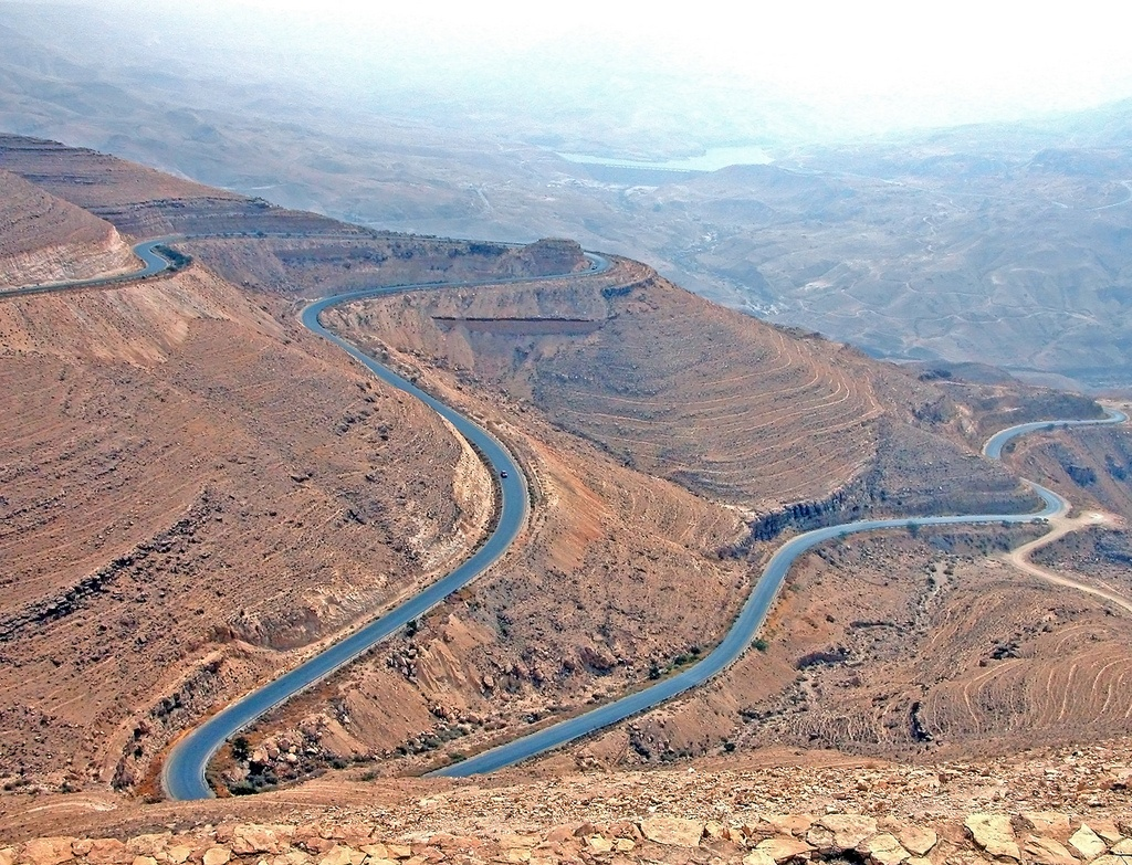 the kings way - an excellent way to travel jordan