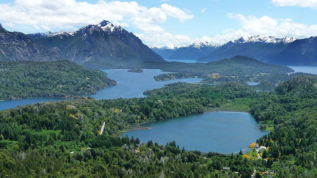 lakes of bariloche argentina