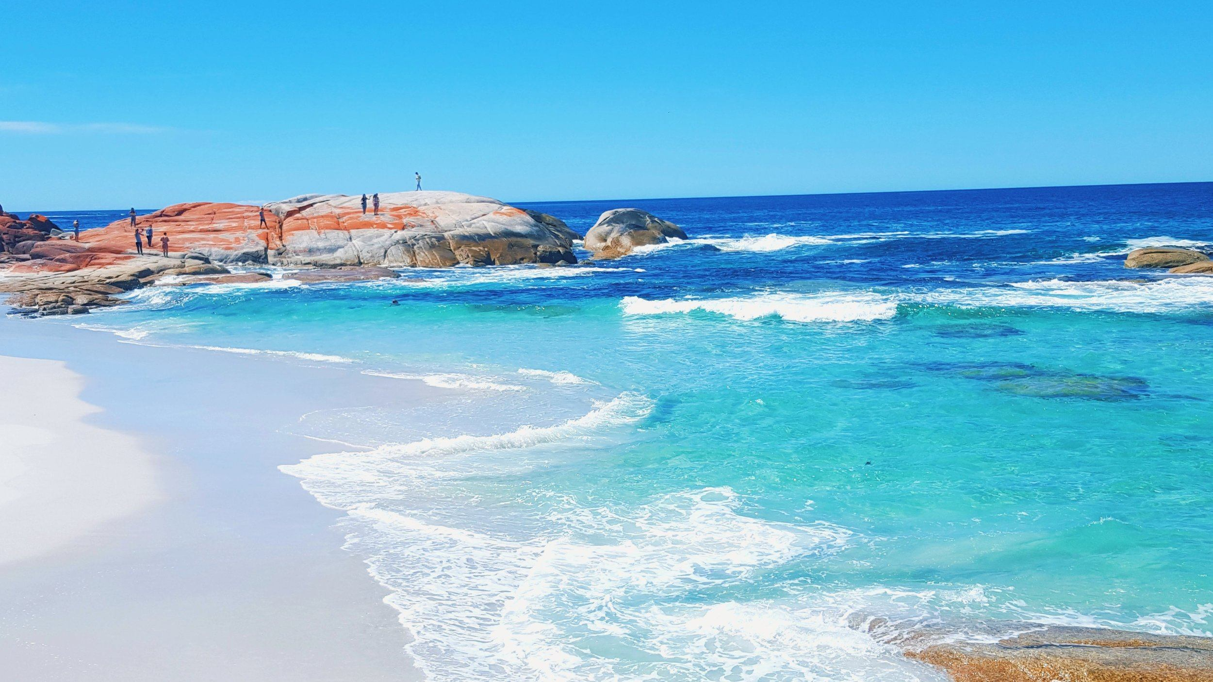 Beaches of Tasmania
